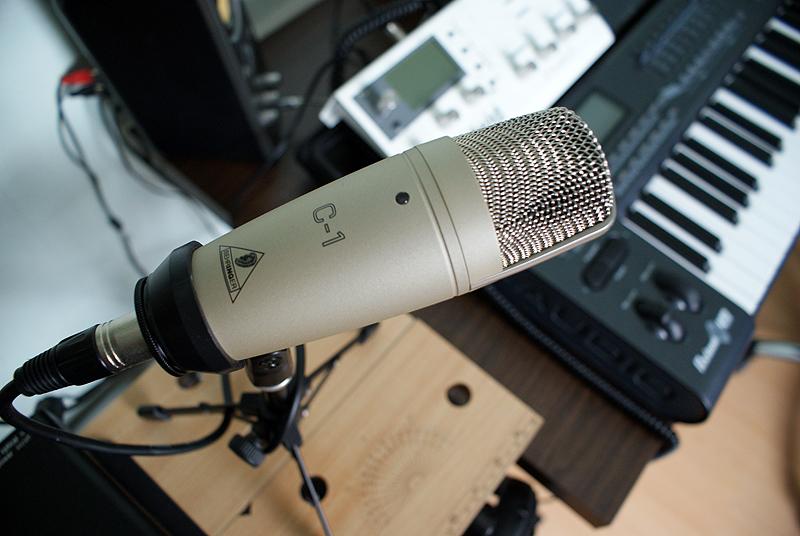 behringer c 1 condenser microphone review subreel. Black Bedroom Furniture Sets. Home Design Ideas