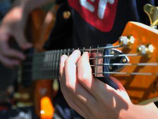 bass guitar straps