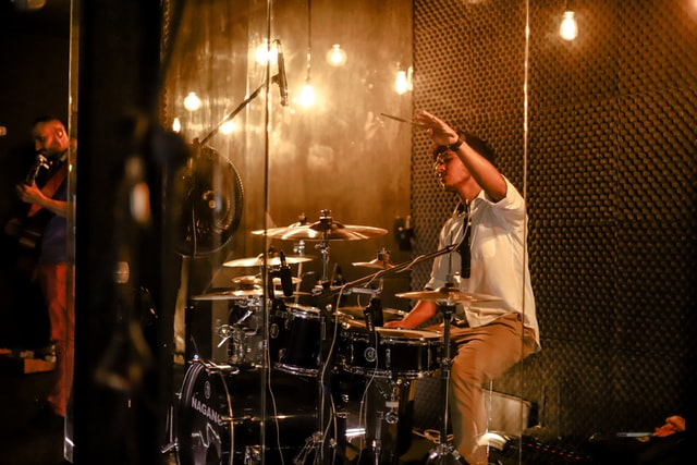live drum overhead mics
