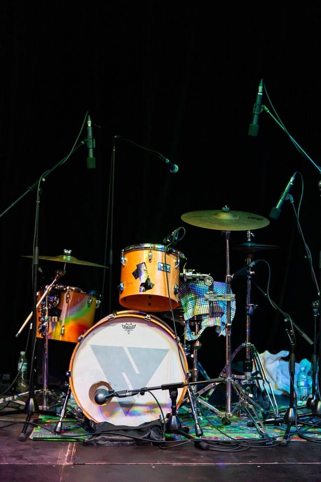 best overhead drum microphone