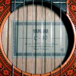 Yamaha C40 Guitar Review – A Five Star Classical Guitar